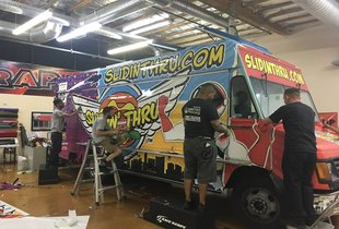 Las Vegas Food Truck Catering