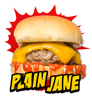 Plain Jane Burger