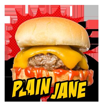 Plain Jane Burger